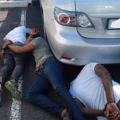 South Africans are warned to never park their cars unguarded after what almost happened in Durban