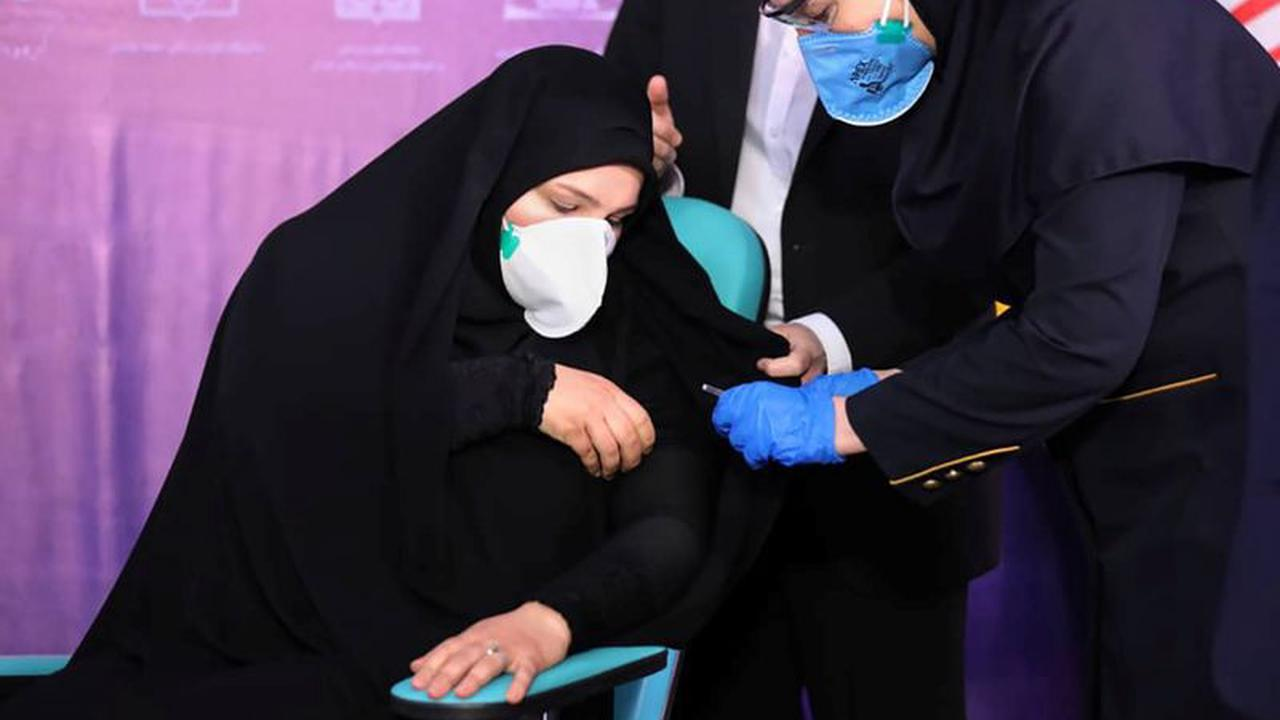 Iran starts human testing of first domestic COVID-19 vaccine
