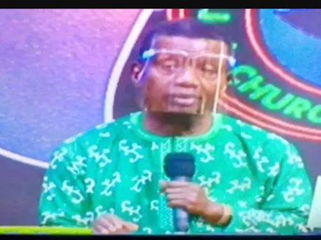 If You Intend Seeking for Greener Pastures Outside Nigeria, See What Past. Adeboye Advised You to Do