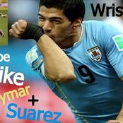 FOOTBALL: Do you know the reason why footballers put on a band-like material on their wrist?