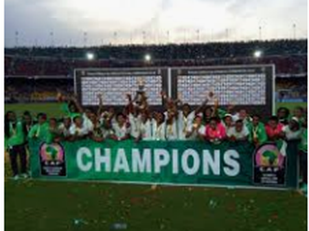 Meet The Nigerian Team That Enacted a Revenge For The Super Eagles Of Nigeria.