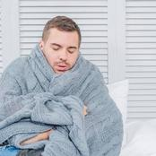 What to do when you have a fever, covering yourself with a blanket could be fatal