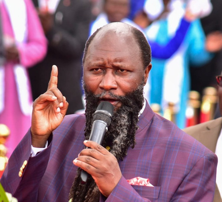 Prophet Owuor's Prophecy of a Huge Explosion Coming to the Earth ...