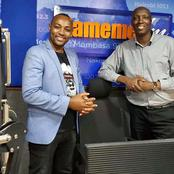Top 5 most famous Kameme FM presenters real names and their photos