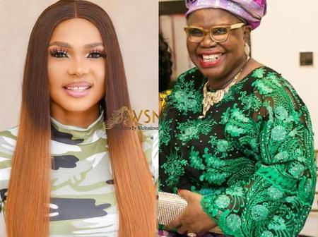 Mercy Aigbe, Ijebu, Dayo Amusa, Mide Martins, Other Stars Sympathize With Iyabo Ojo As She Loses Mum