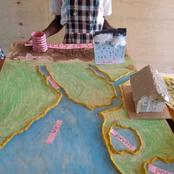 Great Work. Teachers Share Models, Drawings And Pictures Of Grade 4 CBC Project On Sources Of Water