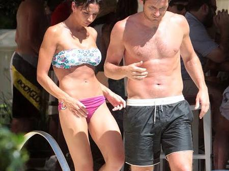 Beautiful Pictures Of The 42-Year-Old Woman Frank Lampard Is Married To