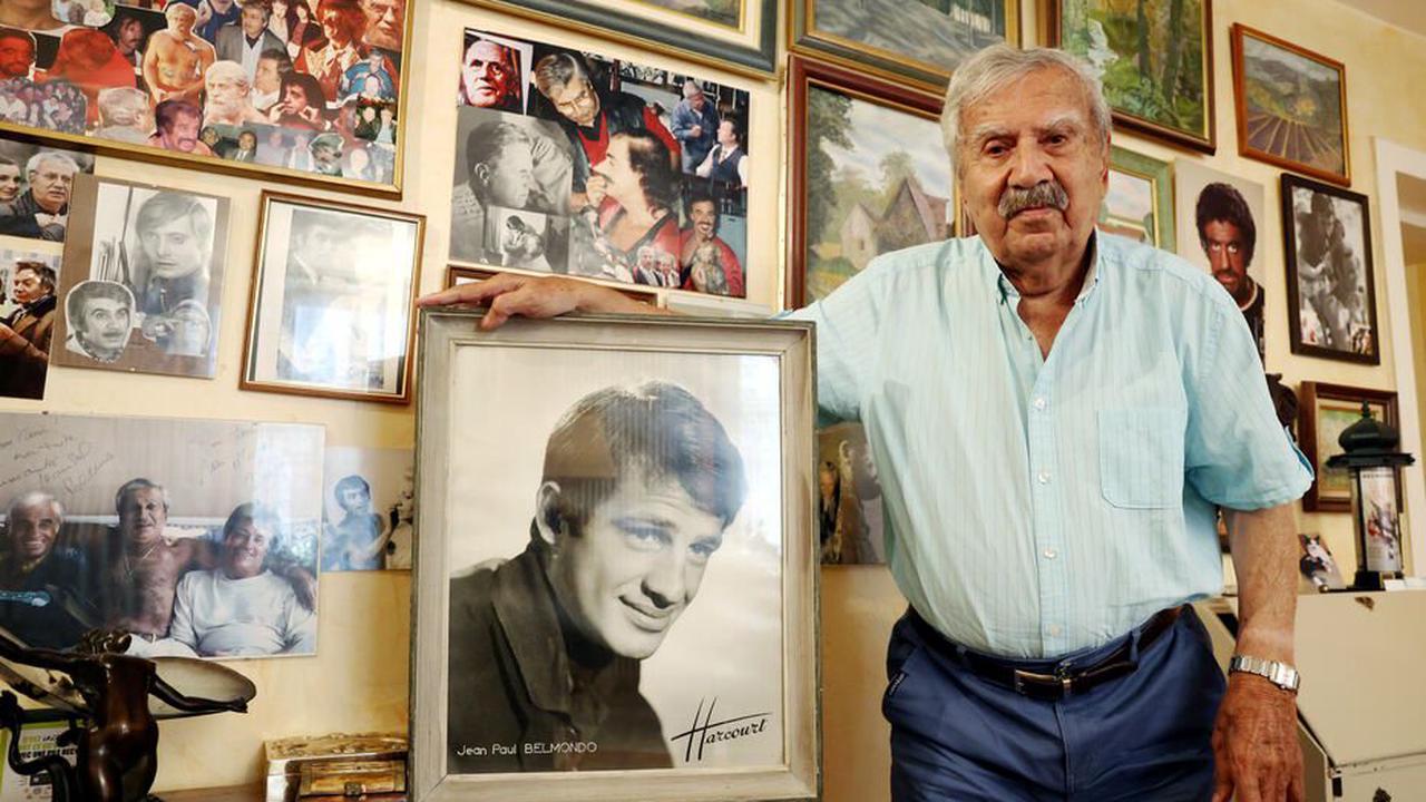 «J'ai souffert de le voir dans son lit» : Charly, ami et maquilleur de Jean-Paul Belmondo, est inconsolable