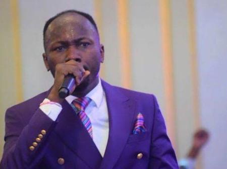 Apostle Johnson Suleman reveals what will happen in this new month of April