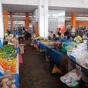 Voici des images de l'intérieur du marché de Koumassi qui séduisent ce mardi