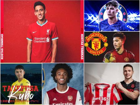 Latest Done Deals And Transfer Updates On Sancho, Willian, Havertz, And Others