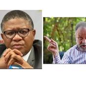 EXPOSED: Mbalula Implicated In A High Profile Murder Case