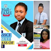 Rip - Family Announces The Burial of The 17Years Old Girl Who Made The Best WAEC Result In 2019