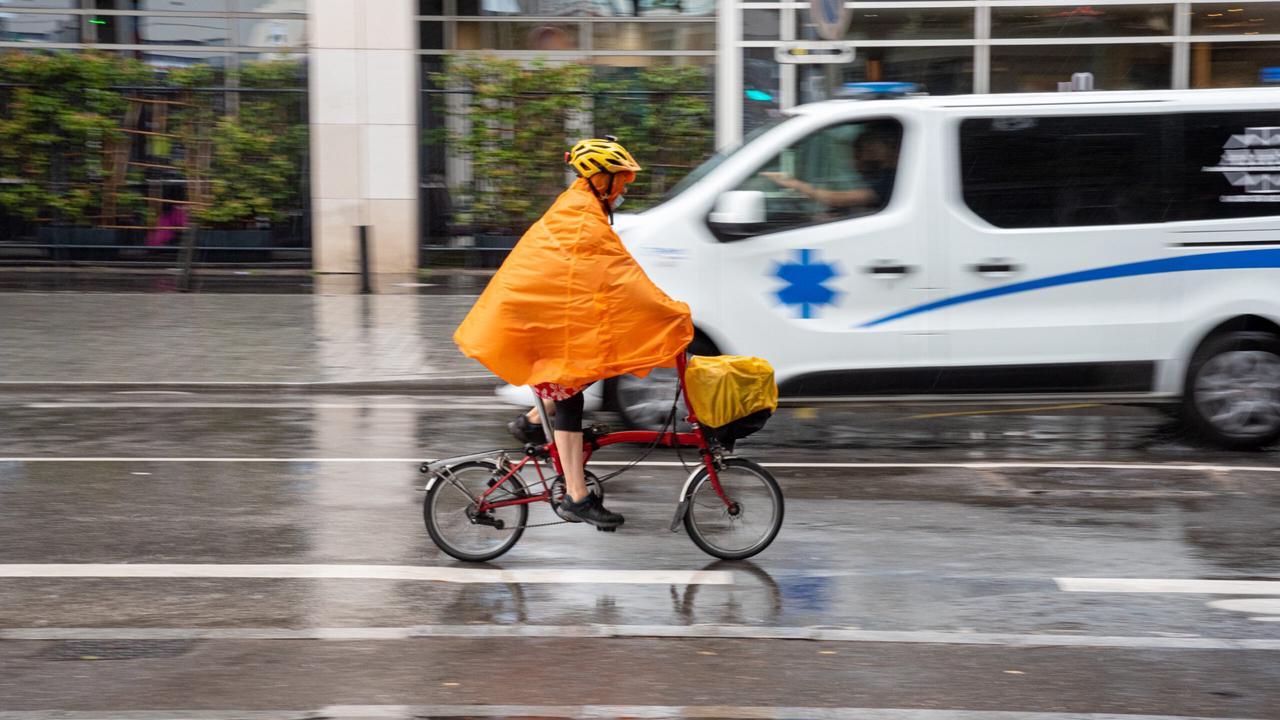Lyon: attention aux orages ce jeudi dans le Rhône