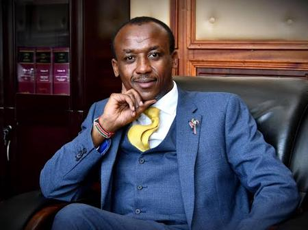 Senator Mutula Jr Welcomes Politician After Ditching Jubilee Party to Join Wiper