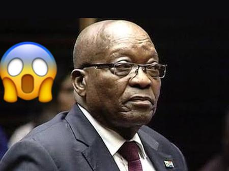 Former president Jacob Zuma braggart finally arrested after Thales elects not to appeal court ruling