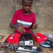 From Grass To Grace: Checkout What This Boy Has Achieved Despite The Young Age