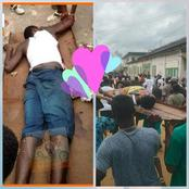 Drame à Bonoua: un jeune trouve la mort lors des manifestations ce lundi matin à Bonoua