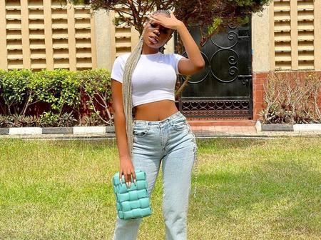 Davido's 1st Baby Mama, Sophia Momodu Stuns In New Photos, Says She Can't Control What People Think