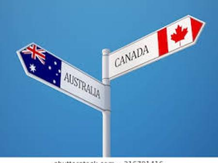Between Australia and Canada, which is better place to migrate? Find answers