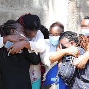 Grief In Narok As 3 Siblings Drown In A Dam While Washing Their Family's Clothes