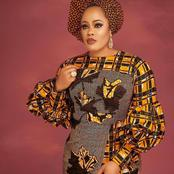 Exquisite Ankara Gowns That Can Make You Look Classy