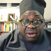 Whoever Is In Aso Rock Has Caused Us So Much Problems And Nigeria Doesn't Deserve It -Dele Momodu ‎