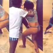 See why these two university ladies want to kill each other