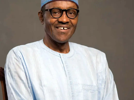 See What Buhari Said In January That Is About To Happen