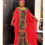 Enchanting Kaftan And Boubou Styles For Married And Single Ladies