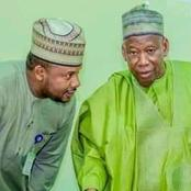 Checkout what the former SA to Ganduje did after he was freed from DSS custody