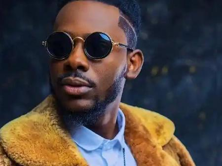SEE The Hilarious Reactions From Adekunle Gold Over The Oba Staff That Was Stolen