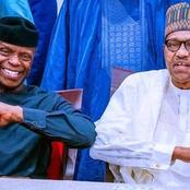 FG Reveals When Buhari, Osibanjo, Others Will Receive COVID-19 Vaccine.