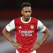 Why Aubameyang May Not Feature For Arsenal in The Upcoming Matches
