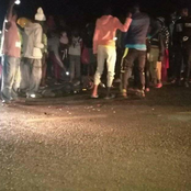 Bodaboda Rider Dies, Two Pillion Passengers Badly Injured At Kwamene Tragic Road Accident