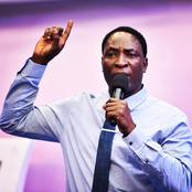 Reactions as Prophet Jeremiah releases Prophetic Blessings for the month of March, See what he Said