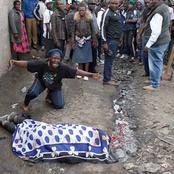 Lady Gets Slaughtered, Her Body Parts Removed And Later Dumped In a Thicket