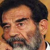 آخر رسالة وجهها صدام حسين لابنته ليلة إعدامه.. والمفاجأة فيما فعله مع الحراس قبل تنفيذ الحكم!