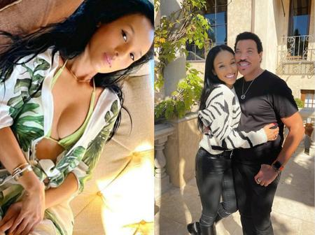Beautiful Photos Of The 30-Year-Old Lady And Her 71 Years Old Millionaire Is Currently Dating