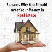 4 Reasons Why You Should Invest in Real Estate Today