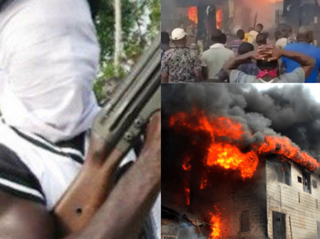 Today's Headlines: Fire Razes Another Popular Market In Lagos, Army Allegedly Opens Fire, Kills 70 In Benue Community