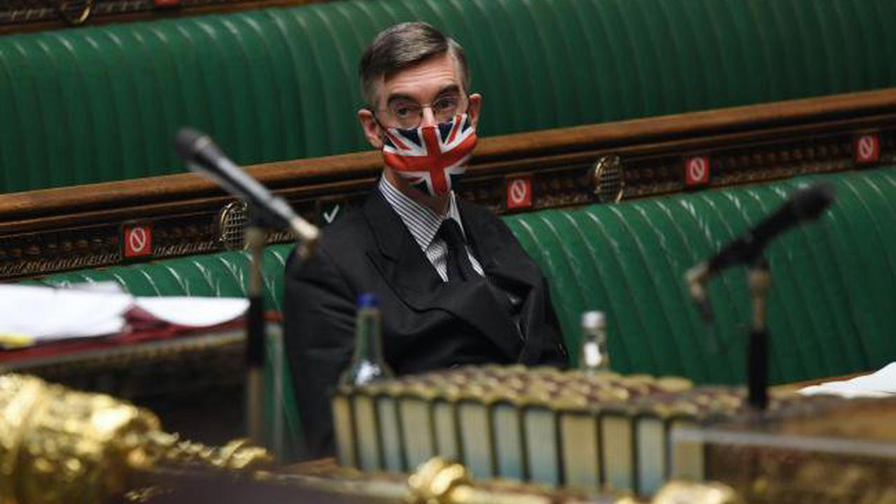 Jacob Rees-Mogg sorry after use of 'casual racist' term in the Commons