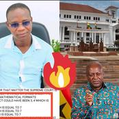 Mallam Sham Una Finally Explains His Revelation Concerning The Supreme Court & John Mahama