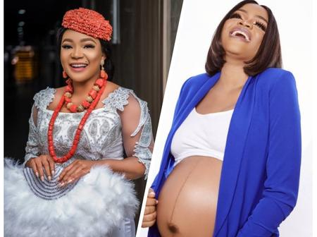 Actress Rachael Okonkwo Congratulate Her Friend Who Welcomes Triplets.