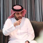 تركي آل الشيخ يرد على معلومة تخص 3 أندية عربية كبار : سبق ونفيت هذا الموضوع