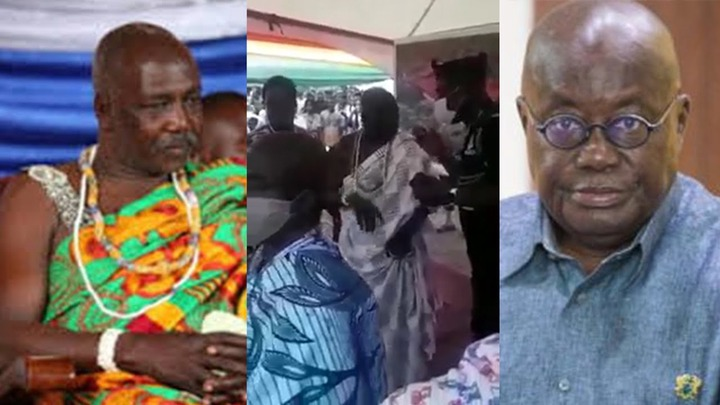 7d531ff5a44a5813fbf4ce379303389f?quality=uhq&resize=720 - Photos:Meet Nii Tetteh Otu II, The Chief Who Walked Out On Akufo-Addo Over Failed Promise