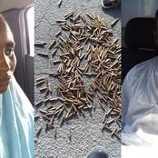 EXCLUSIVE: DSS Arrest Couple While Smuggling Large Catches Of Ammunitions In Katsina