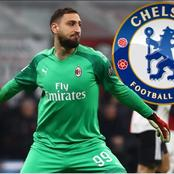 Chelsea Ready To Make Offer For AC Milan Shot Stopper