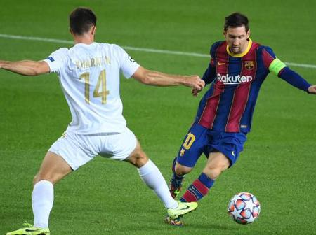 Messi Scores As Barcelona Thrash Ferencvaros, Chelsea Held By Sevilla In Stalemate