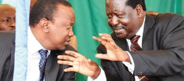 Herman Manyora Reveals Why Uhuru Can't Betray Raila, Names 3 Serious Consequences If He Does